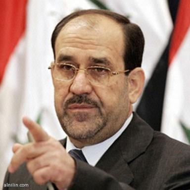 نور المالكي - رئيس الوزراء العراقي