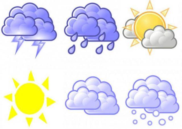 سحب بالولايات وأمطار متوقعة بالخرطوم