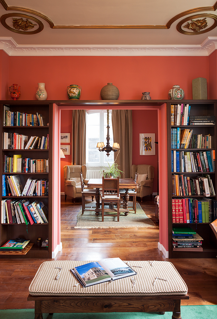 Sala de estar - Biblioteca I