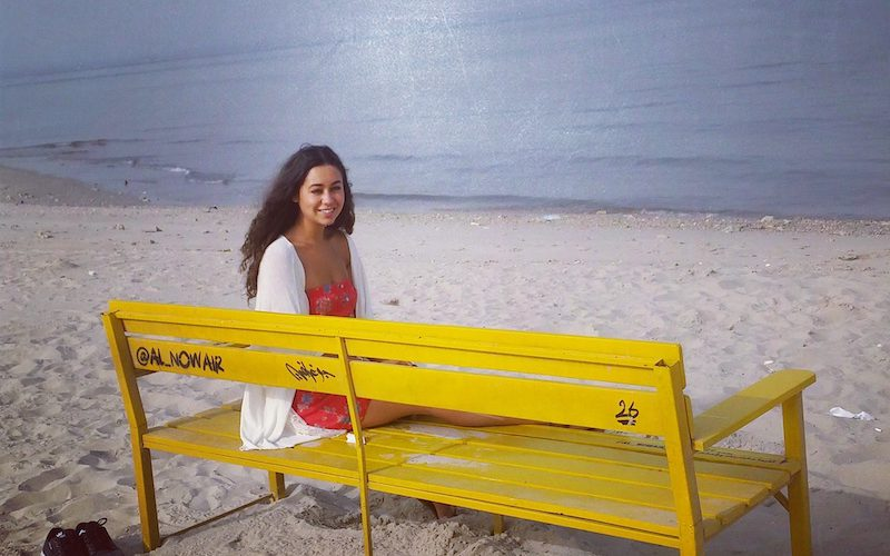 Yellow Benches @noraruwaished