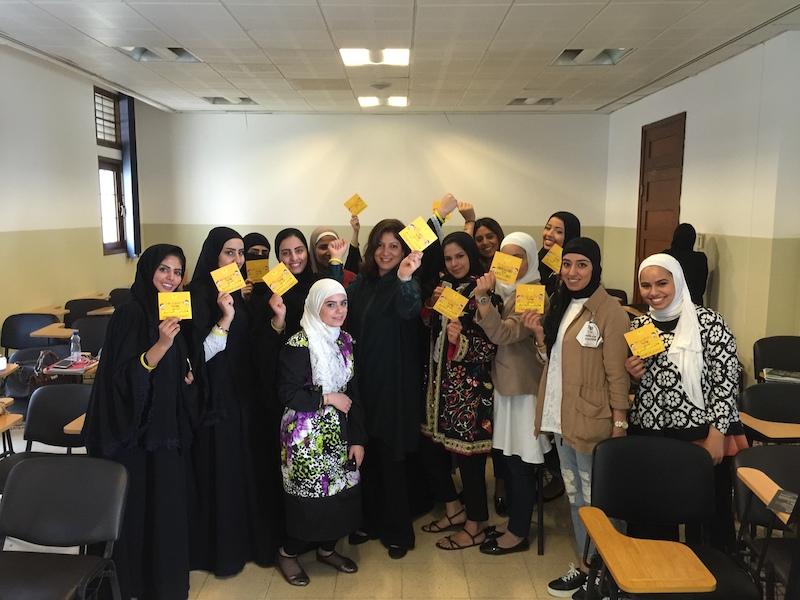 ontheyellowside-Kuwait University - College of Social Studies00005