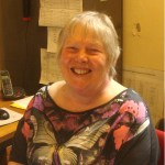 Joan Dunn - Church Secretary