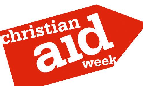 Logo of Christian Aid Week