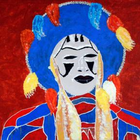 23Ijaw-Masquerade-No-2-Acrylic-on-Canvas-120-x-90-cm-2013