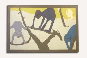 40Untitled-with-monkeys-Acrylic-on-Canvas-122-x-183-cm-2006