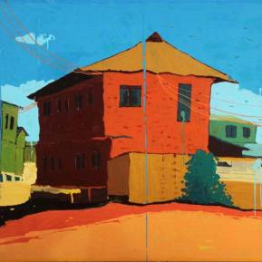 57House-Acrylic-on-Canvas-180-x--153-cm-2003