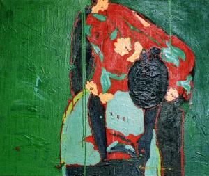 63Woman-Acrylic-on-Canvas-100-x-120--cm-2002