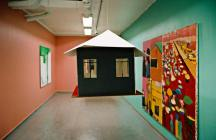 Room--Installation-with-Paintings-and-Sculptures-2003-(9)