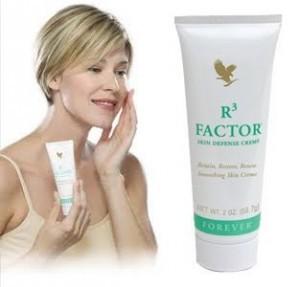 Aloesowy krem R3 Factor