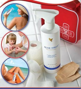 Aloe First Soothing Spray