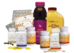 Strong Immune System with Forever Living