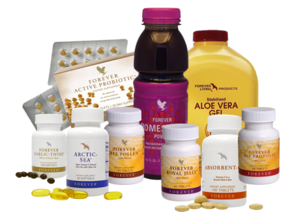 Healthy Immune System with Forever Living