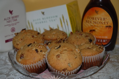 berry nectar muffin recipe