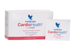 forever cardio health with coq10