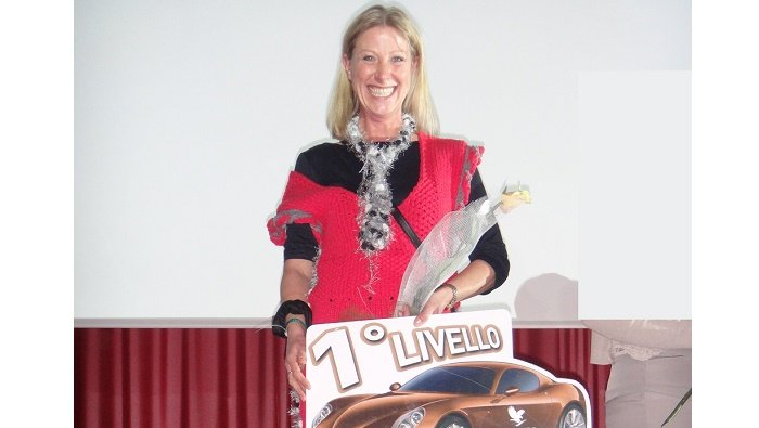 Seconda premiazione programma auto Martina Hahn - Forever Living Products