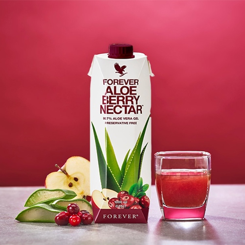 FOREVER ALOE BERRY NECTAR AL MIRTILLO