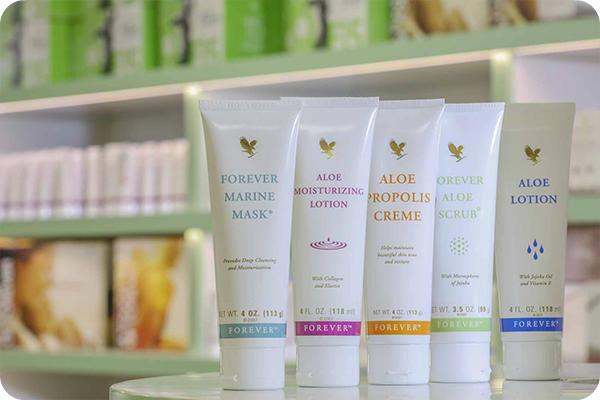 Protezione della pelle