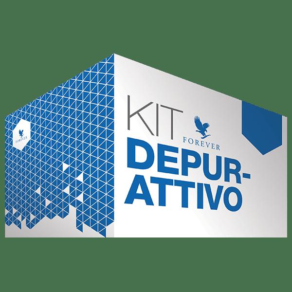 KIT DEPUR ATTIVO ALOE BERRY NECTAR