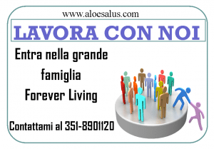 Lavora con noi TOUCH OF FOREVER