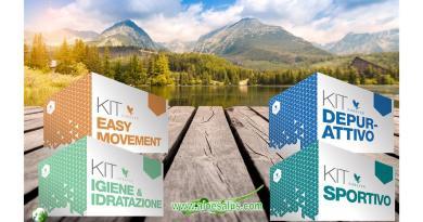 Kit Forever, 4 combinazioni di prodotti per il tuo benessere