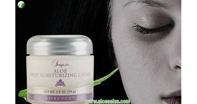 Sonya Aloe Deep Moisturizing Cream Idrata la pelle in profondità