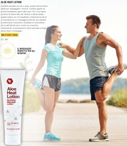 Aloe Heat Lotion