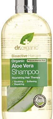 Dr. Organic Champú Aloe Vera 265 ml en oferta