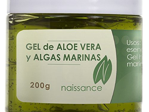 Gel de Aloe Vera y Algas Marinas – Ingrediente Natural – 200g