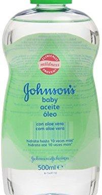 Johnson's baby – Aceite con aloe vera (500 ml)