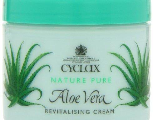 Cyclax Aloe Vera – Crema revitalizante, 300 ml