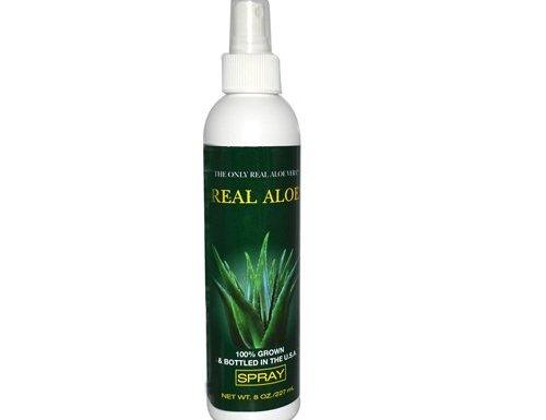 Aloe Vera Spray, 8 oz (227 ml) en oferta