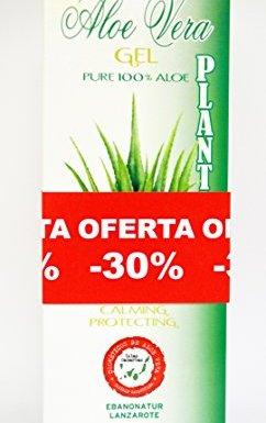 Plantaloe Gel Puro 100% Aloe Vera 250ml x 2 unidades en oferta