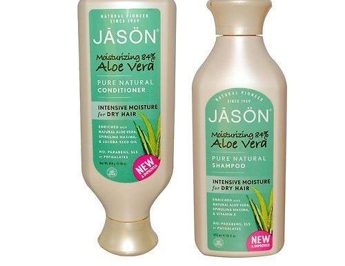Jason Aloe Vera Shampoo & Conditioner Duo by Jason