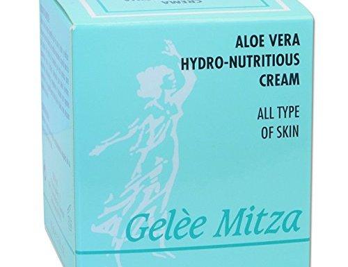 Crema Facial Gelèe Mitza Aloe Vera 80ml