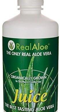 Real Aloe Inc. Real Aloe Vera Juice – 32 oz by Real Aloe