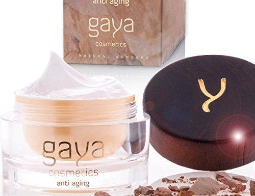 Crema Facial Vegana Anti Envejecimiento – Rejuvenecimiento Facial Contra El Envejecimiento Seco y Opaco De La Piel – Para Lograr Una Piel Joven, Saludable y Suave