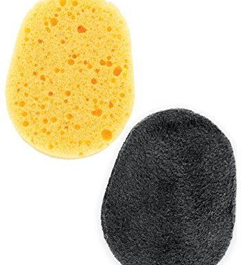 Replacement Sponges for Back Applicator Deluxe: Huge 20 Pack! Stick Sponge Onto Handle to Put Lotion, Medical Cream, Aloe Vera Gel, Health Supplies & Medicine on Your Body, Feet. Easy Application Tool