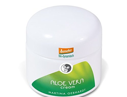 Martina Gebhardt Aloe Vera Cream Demeter 50ml Natural Cosmetics