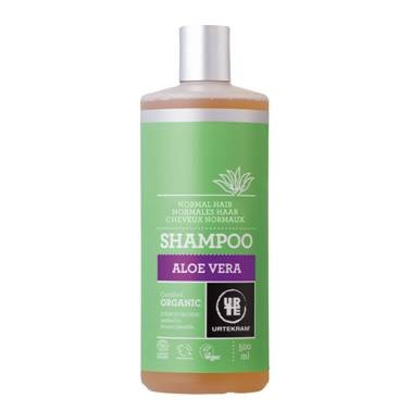 Urtekram – Champú de aloe vera para cabello normal Urtekram, 500 ml en oferta