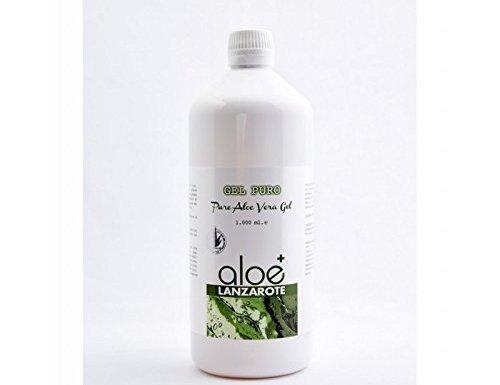 Aloe Plus Lanzarote. Pure Aloe Vera Gel 1000ml