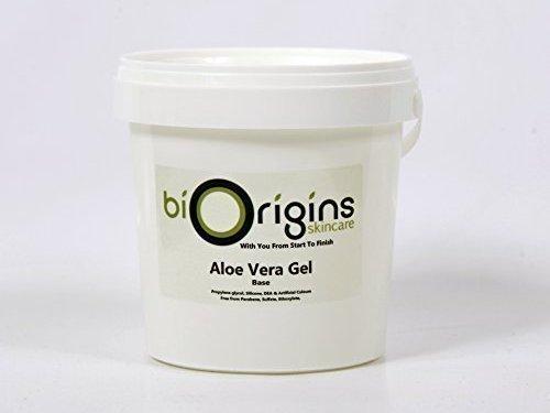 Aloe Vera Gel Piel Base 1Kg en oferta