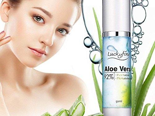 Luckyfine Serum ácido hialurónico orgánico