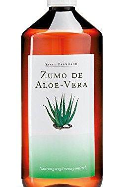 Aloe-Vera Zumo puro 99,7% – 1 Litro