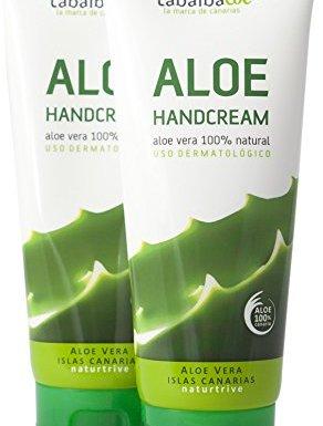 Crema de Manos Aloe Vera 100 ml Pack 2×1 Tabaibaloe