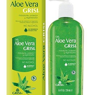 Gel Aloe Puro 250 Ml de Grisi