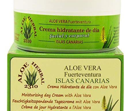 Aloe Herbal 2310 Crema Hidratante de día con Aloe Vera 200ml