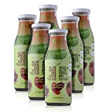 Green Frog Jugo de Aloe Vera Bio con Granada; Aloe Vera Fresco para Beber Ecológico Elaborado en España Pack de 6 Botella, 6×500 ml