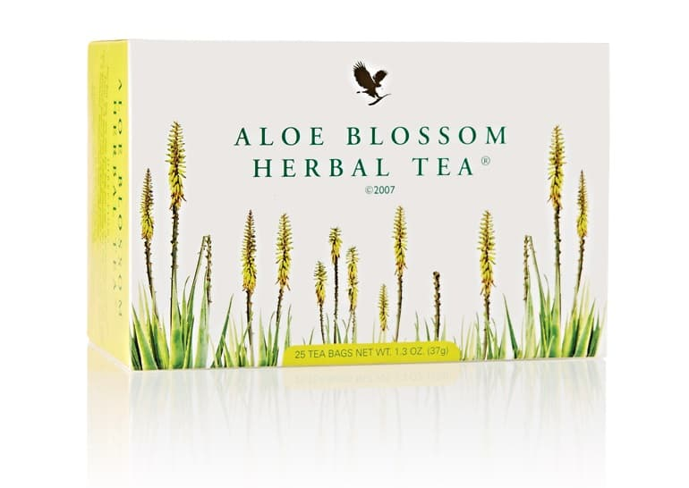 Aloe Blossom Herbal Tea Forever Living Products