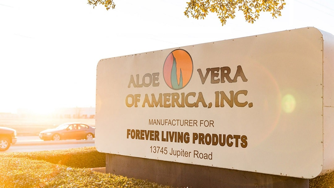 Forever Living Products United States of America - The Aloe Vera Company