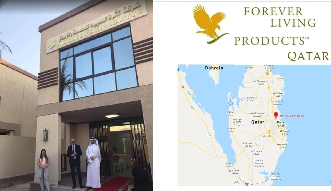 Forever Living Products QATAR – online distributor registration and shop
